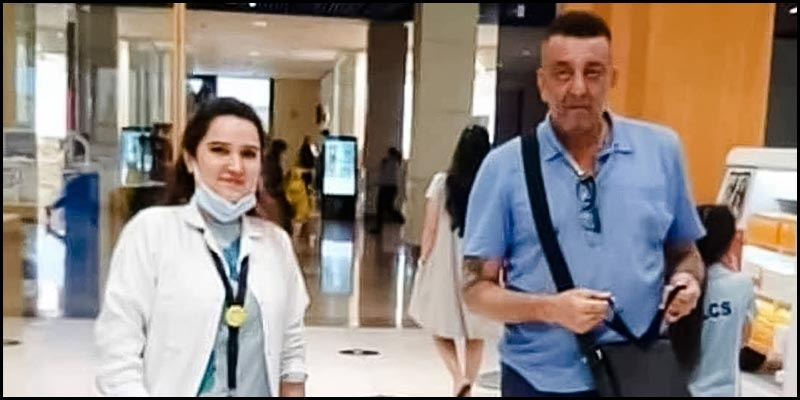 Sanjay Dutt's latest look causes concern for Fans